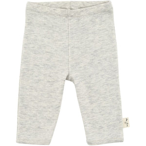 Konges Slojd - Baby Leggings - Light Grey