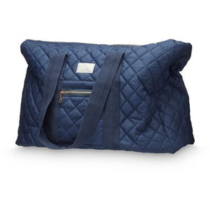 Cam Cam Copenhagen Weekend Bag Navy Raines Nursery