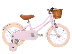 Banwood Classic Pink Bike Raines Nursery