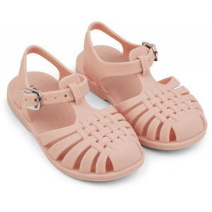 Liewood Sindy Sandals Rose Jelly Shoes Raines Nursery