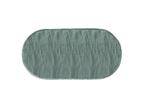 Sage Luxe Organic Cotton Changing Basket Liner Raines Nursery