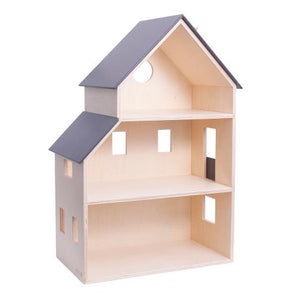 Sebra Wooden Dolls House Raines Nursery