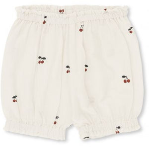 Konges Slojd Uma Bloomer Frill Shorts Cherry Print Raines Nursery