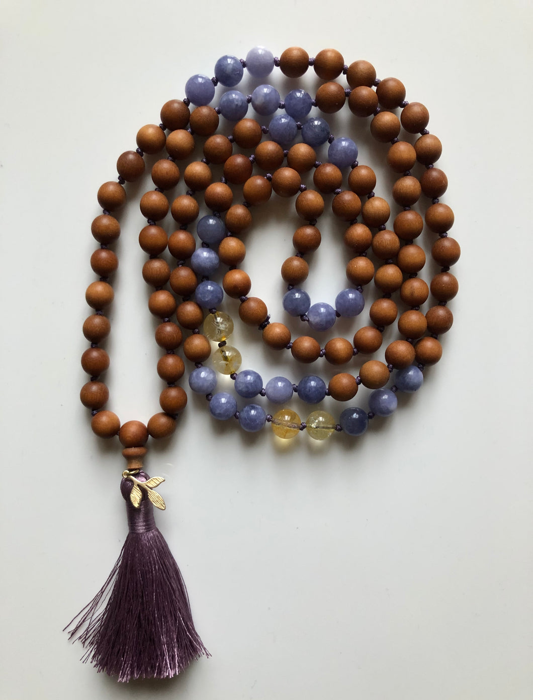 Lead from the Heart Mala