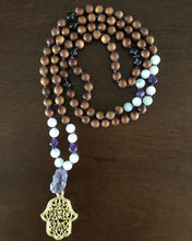Load image into Gallery viewer, The Hamsa Mala