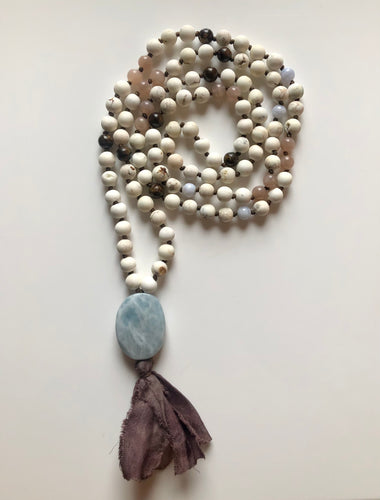 The Love- Filled Mala