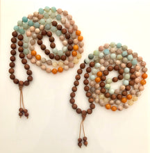 Load image into Gallery viewer, Christy's matching custom malas