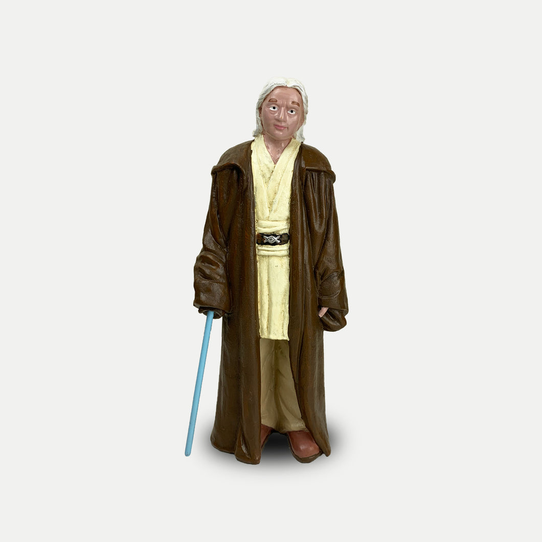 LIMITED EDITION – Jedi Master Michio Kaku Figurine