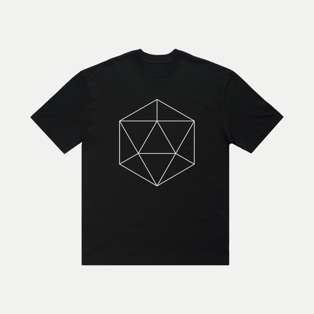 42 Logo T-Shirt Black