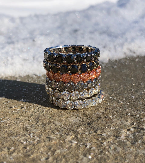 Celebrate an Anniversary with an Eternity Band