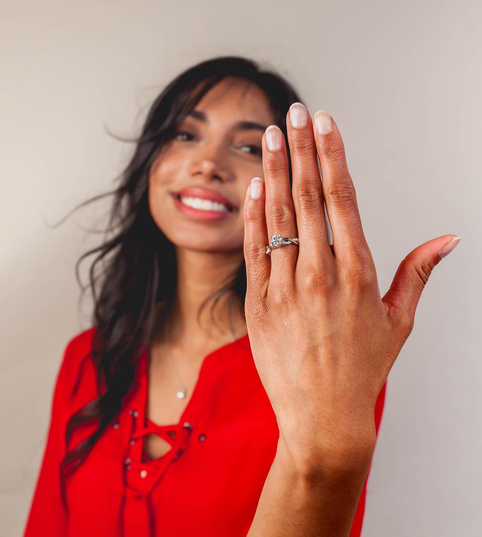 Engagement Rings That Fit in All the Ways That Matter.