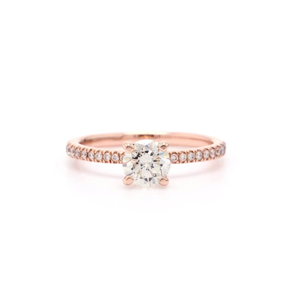Shop Rose Gold Rings