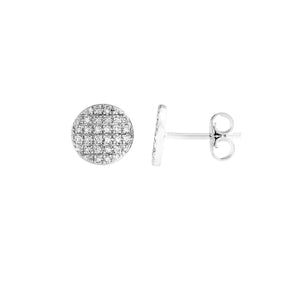 side stud earrings