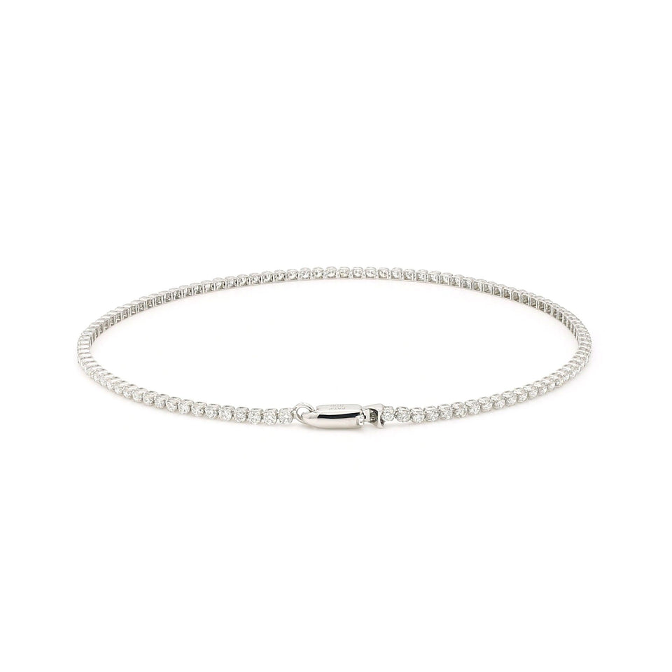 Stackable 1.50 carat total weight conflict free bracelet