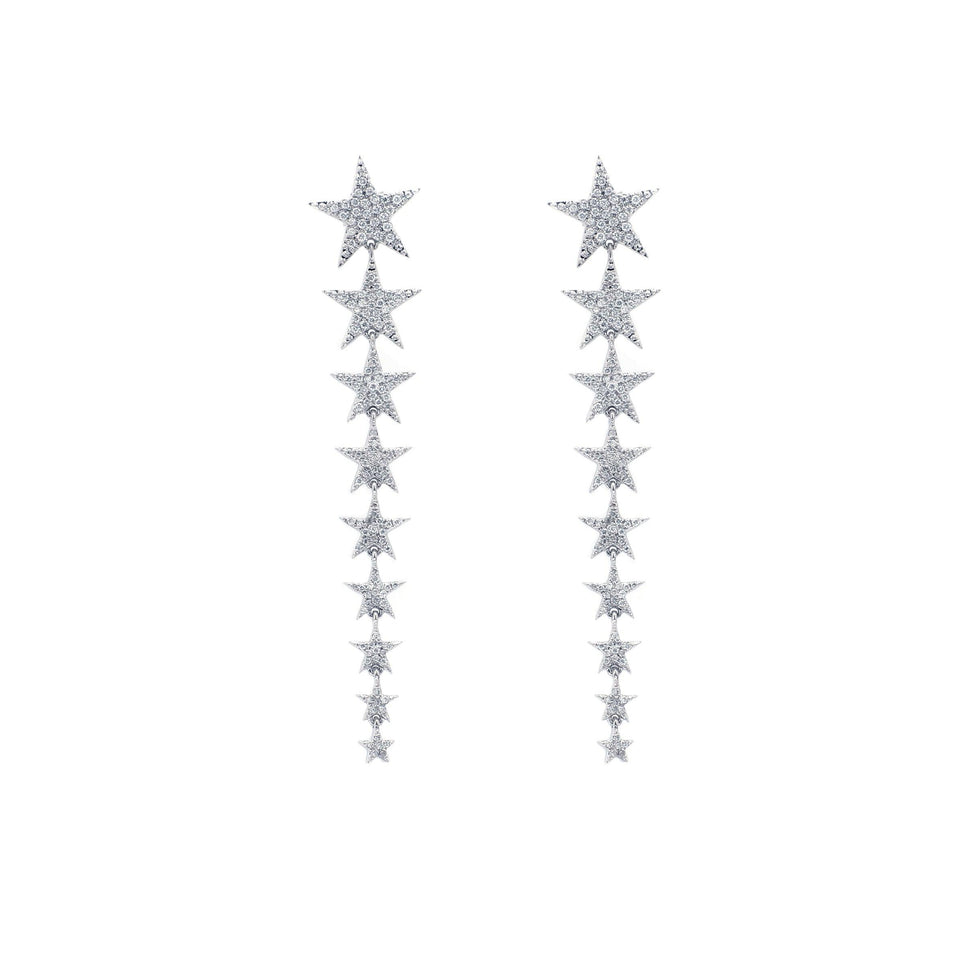 1.00 CT Diamond Gold Earrings | Lab-Grown