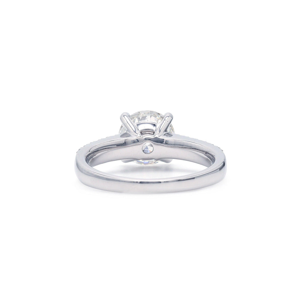 1/5 Ct. T.W. Lab-Grown Diamond 14K White Gold