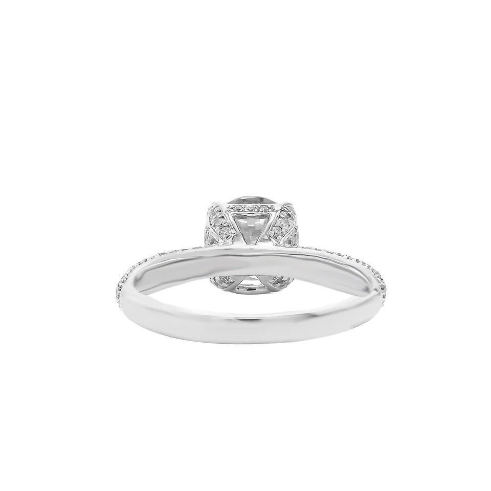 1/3 Ct. T.W. Lab-Grown Diamond 14K Gold ring
