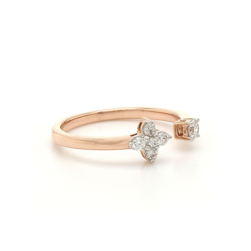 Stack Ring 14K Rose Gold