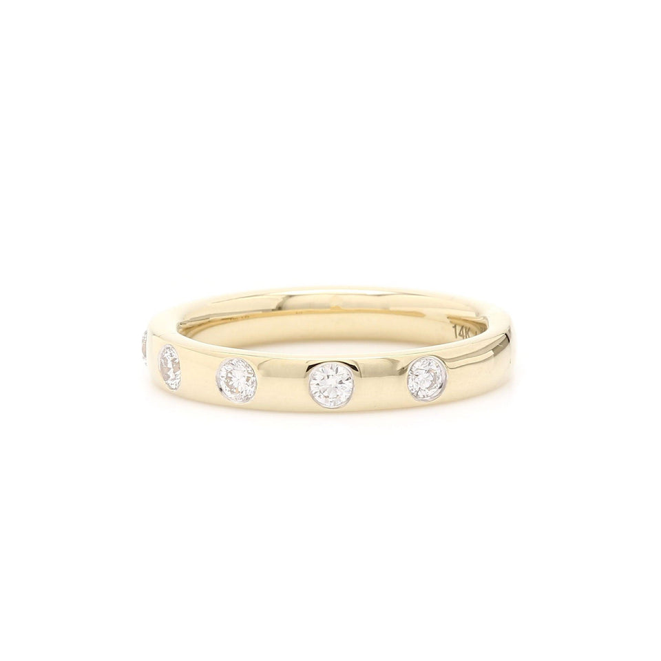 1/2 Ct. T.W. Lab Grown Diamond Ring 14K Gold
