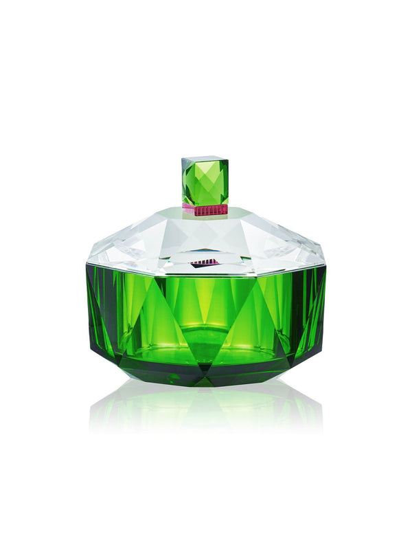 New Haven Crystal Basin Objects Reflections Copenhagen Green
