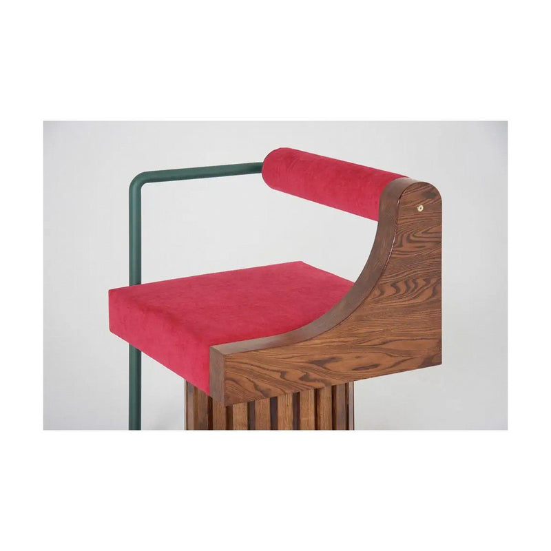 Supaform Modern Normative Chair with Upholstery