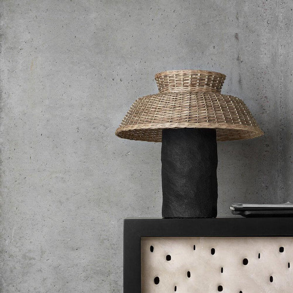 Strikha Clay Table Lamp Lamps Faina