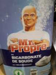 Bicarbonate de soude 750ml Mr Propre