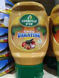 Dakatine Rougail 240 g Corbeille d'Or
