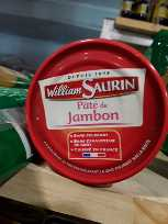 Pâté De Jambon  128g  William Saurin