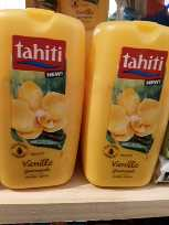 Gel Douche Vanille 250ml Tahiti