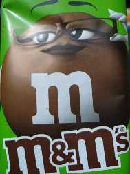 M&M's Hazelnut 165 g