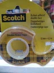 Scotch Double Face 12 mm
