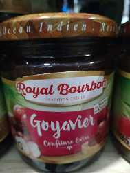 Confiture Goyavier 250 g Royal Bourbon