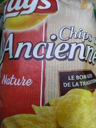 Chips A L' Ancienne Nature 75 G