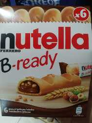Nutella B-Ready  136 g