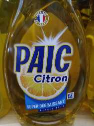 Paic Citron 500 ml
