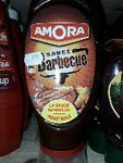 Sauce Barbecues 490g Amora