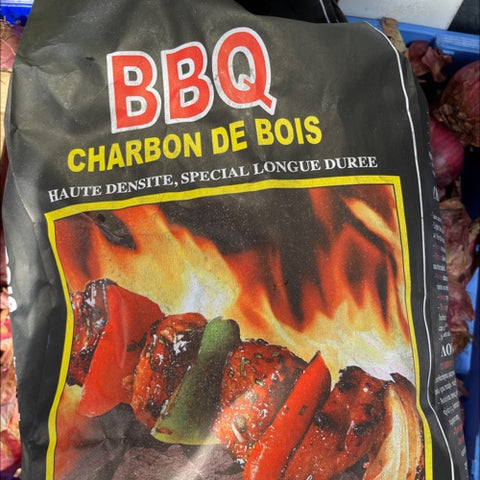 Charbon 2,5 kg Barbecue