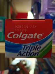 Dentifrice Colgate Triple Action 125 ml