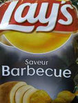 Chips Barbecue 145 g Lay's