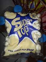Bagues super pop 50g