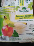 Compote Pomme Banane x 4