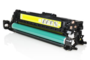 KCE252A Toner Compatible con HP CE252A