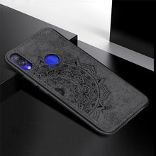 Cargar imagen en el visor de la galería, Fabric Case For Xiaomi 8 Lite 9 POCO F1 Classic Cloth Matte Skin Soft Hard Back Cover for Redmi 6 Pro 6A Note 6 7 GO Phone Cases