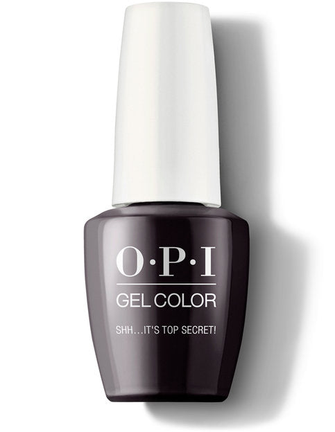 8f8033ca2 OPI Gel Color -shh-its-top-secret — NNS Nails   Beauty Supply