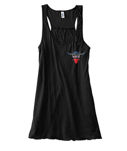 PRC Women's Flowy Tank Top