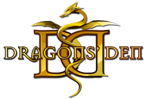 dragons den logo