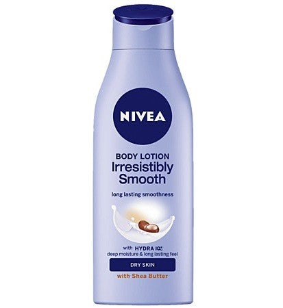 NIVEA IRRESISTIBLY SMOOTH 250ML