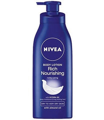 NIVEA RICH NOURISING LOTION 400ML