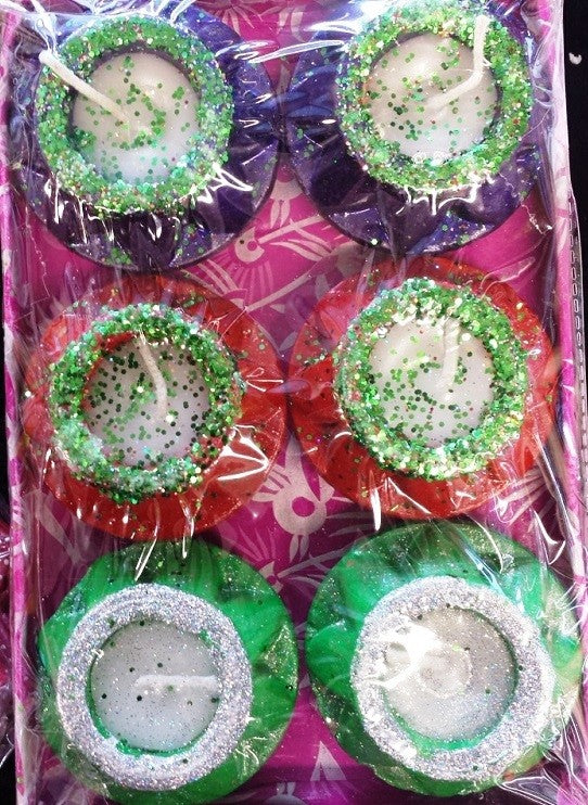 WAX DIYA SMALL 6 PIECES